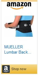 Mueller Lumbar Back Support